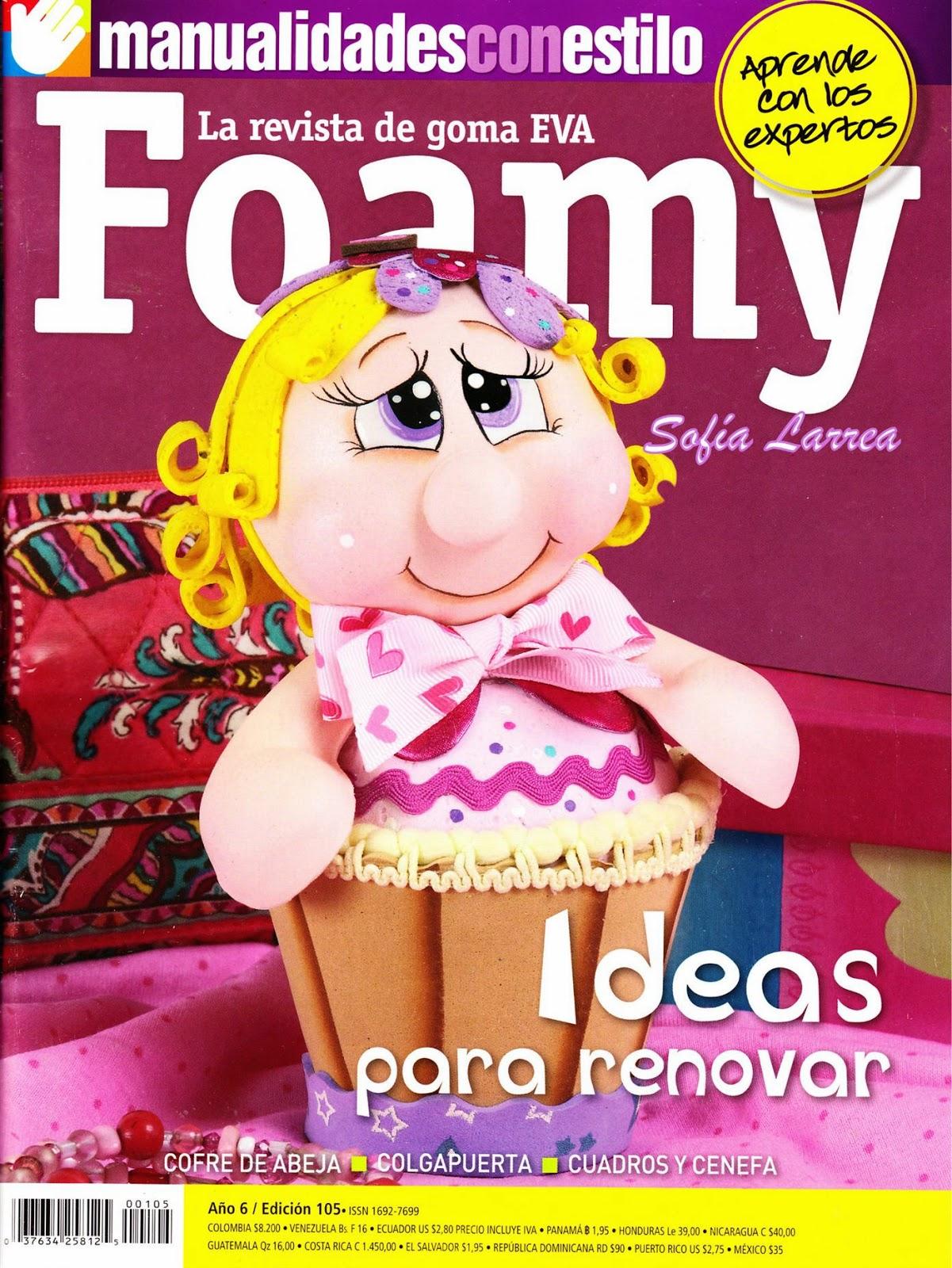 Revistas gratis manualidades con estilo - Revistas de manualidades ...