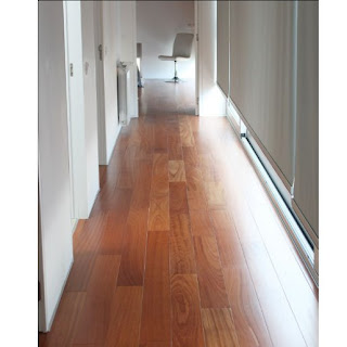 Afzelia Prefinished Hardwood Flooring