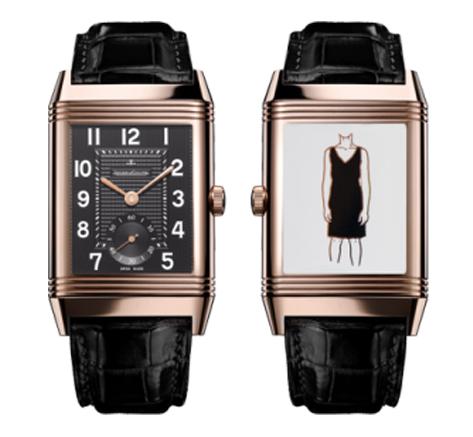 Julião Sarmento Arte Portuguesa Reverso Watches by Jaeger LeCoultre