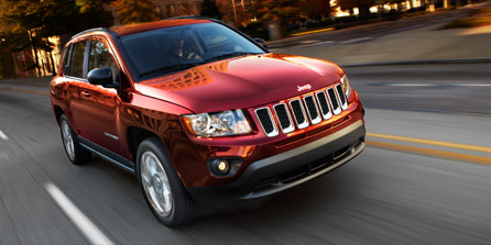 all new Jeep Compass - better than ever