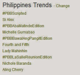 PBB All In, Pinoy Big Brother All In Housemates, PBB All In Twitter