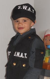 Child Police Costume