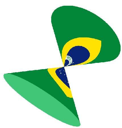 sablier brésilien