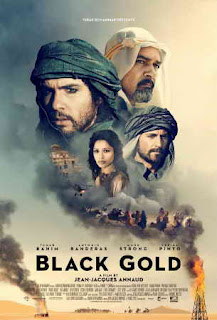 Black Gold (2011) BRRip 700MB Free Movie Download 300mkv