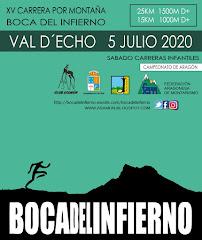 Carrera por Montaña Boca del Infierno 2.020