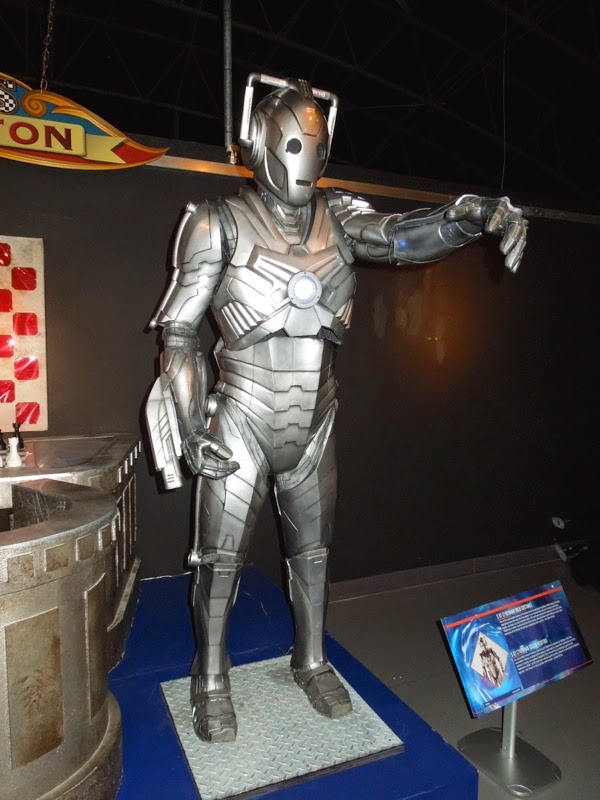 Doctor Who Nightmare in Silver Cyberman