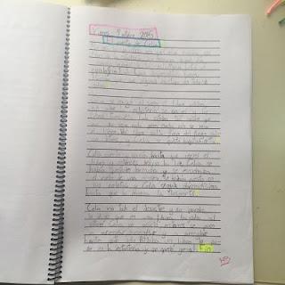 El cuento de Celia. Alejandra González. Alicante. 8 años.