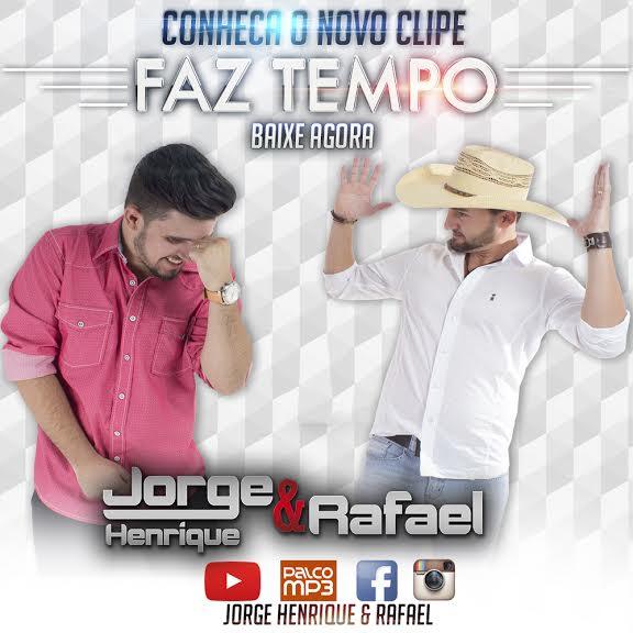 Jorge Henrique e Rafael