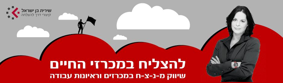 להצליח במכרזי החיים - שירית בן ישראל