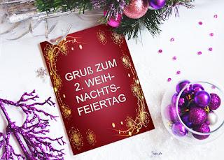 2. Weihnachtsfeiertag