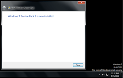 """After steps applied - or in your case the """" Windows Activation"""