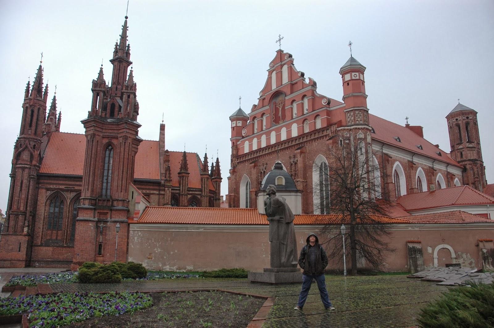 Kościół św. Franciszka w Wilnie
