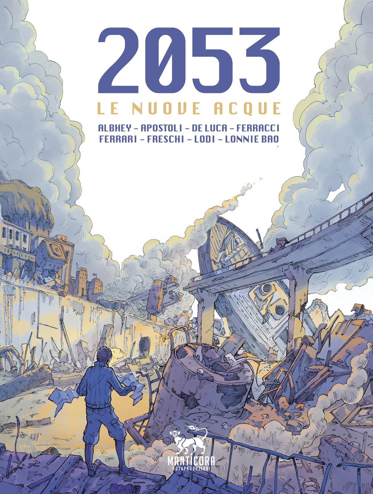 2053 - Le Nuove Acque