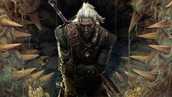 #8 The Witcher Wallpaper