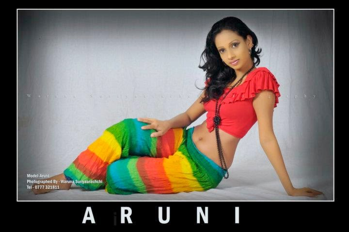 Aruni spicy navel