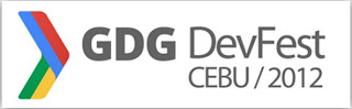 GDG DevFest Cebu 2012