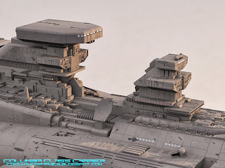 greebles abound on its form