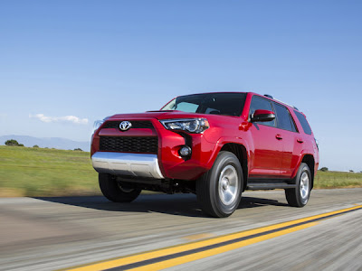 Toyota 4Runner, 2014 4Runner, Labor Day road trip, Weekend travel