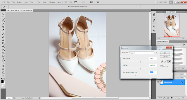 editing pictures in photoshop