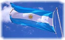 флаг, небо, Аргентина