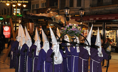 procesion Semana Santa Leon