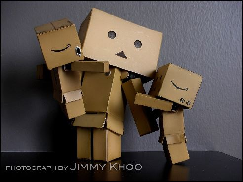 Boneka Danbo Big Family