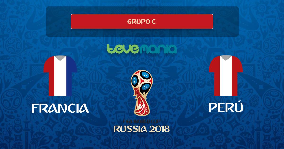 Perú es eliminado del mundial: Perdió 1-0 contra Francia
