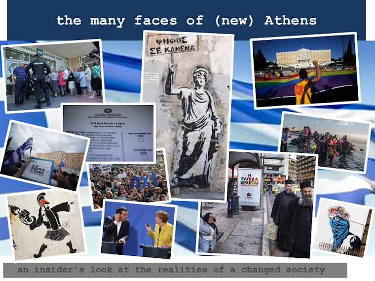 the many faces of (new) athens