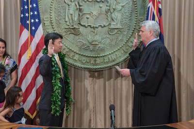 Hawaii Chief Justice Mark Rectenwald
