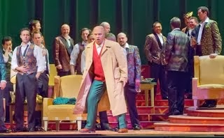 Opera Review: <i>Rigoletto</i> at the Metropolitan Opera.