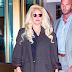 FOTOS HQ Y VIDEO: Lady Gaga saliendo de su apartamento en New York - 26/07/15