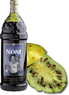 Noni com suco de uva como preparar