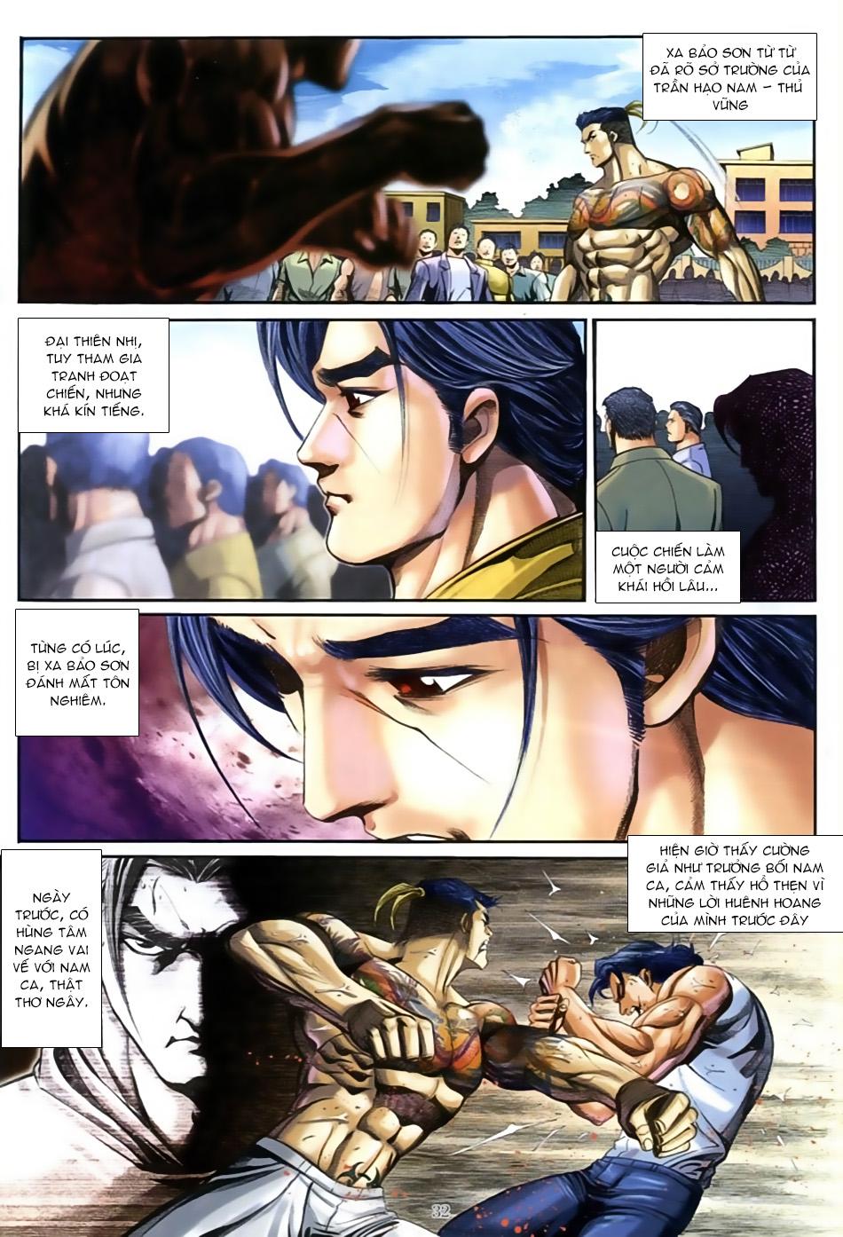 Người Trong Giang Hồ Chap 594 - Truyen.Chap.VN