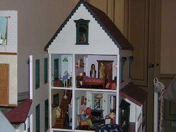 Ma  maison de poupées