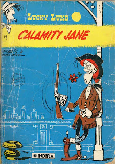eBook Komik Lucky Luke - Calamity Jane