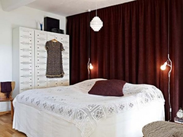 Maroon Bedroom Ideas