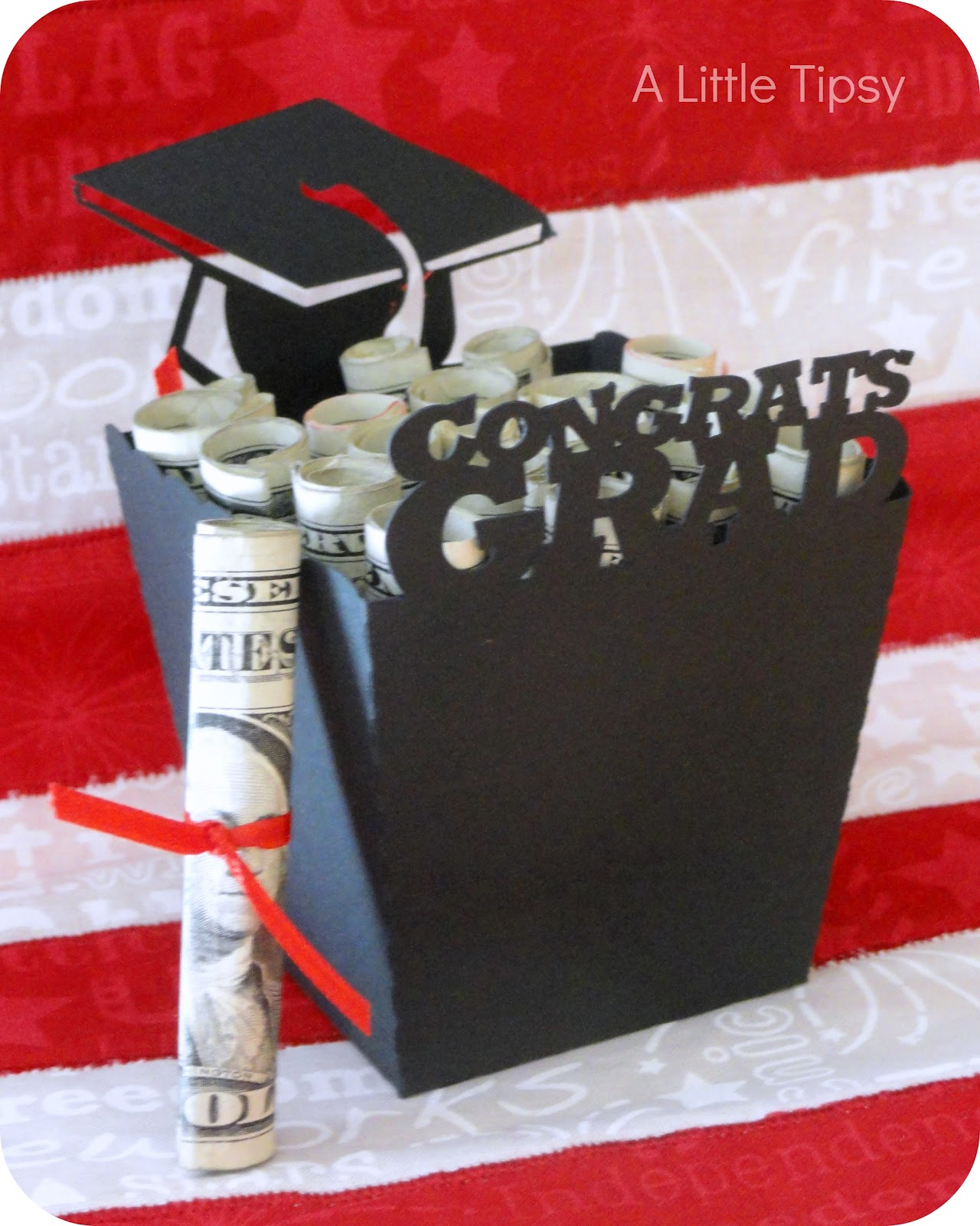 present for college graduate Whether they're graduating from grade school or graduate school, we have you covered with the best graduation gift ideas, and all in one place to celebrate an elementary school or junior high school graduation, give them some treats and a photo album to mark the first of many graduations.