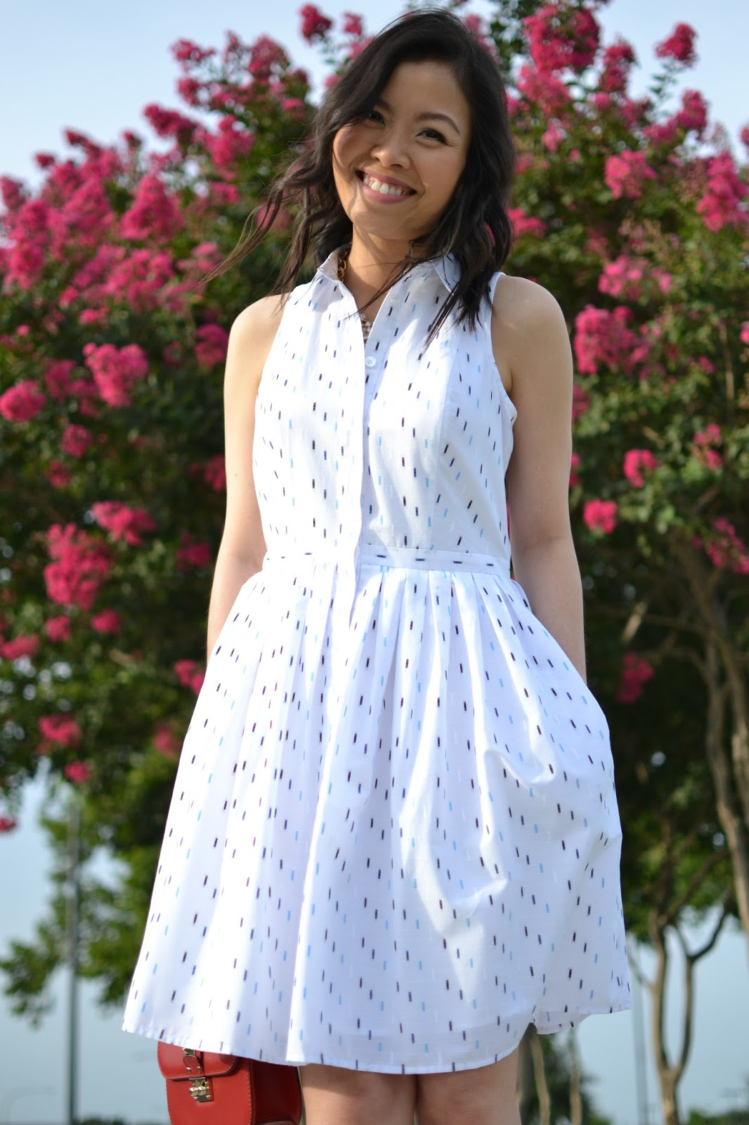 Style and cappuccino perfect summer shirt dress for Perfect white dress shirt