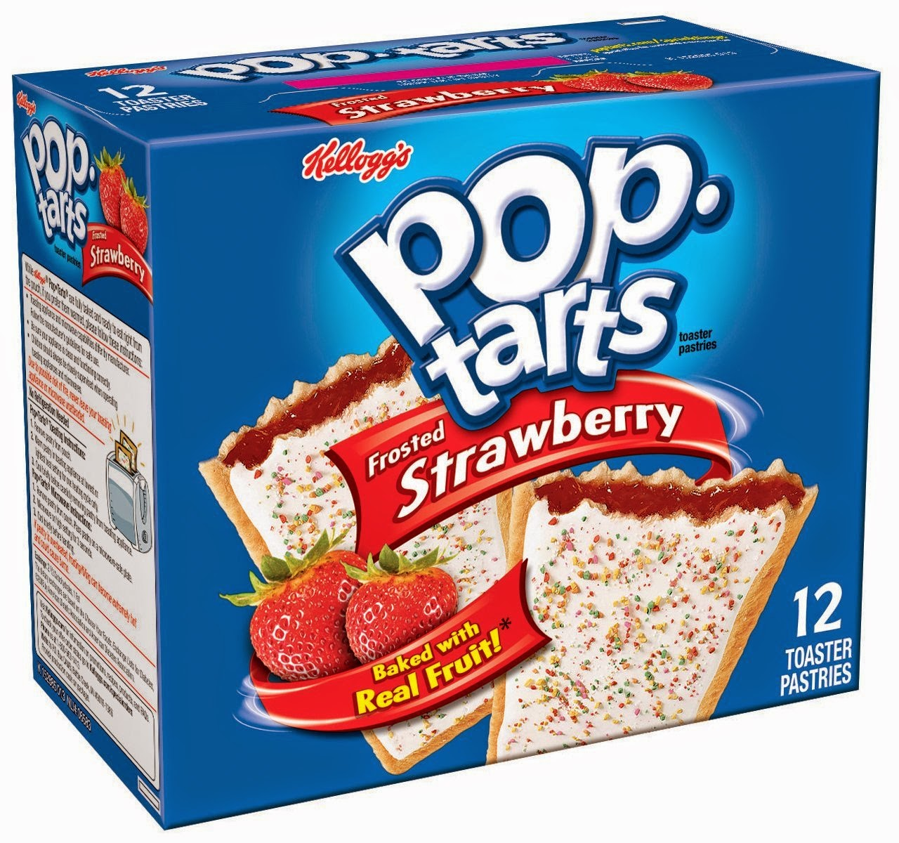 poptart pop tart strawberry flavour storytime grade 1 6 years old