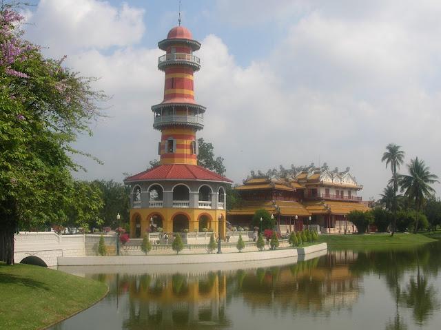 Bang-Pa-in, il palazzo d'Estate