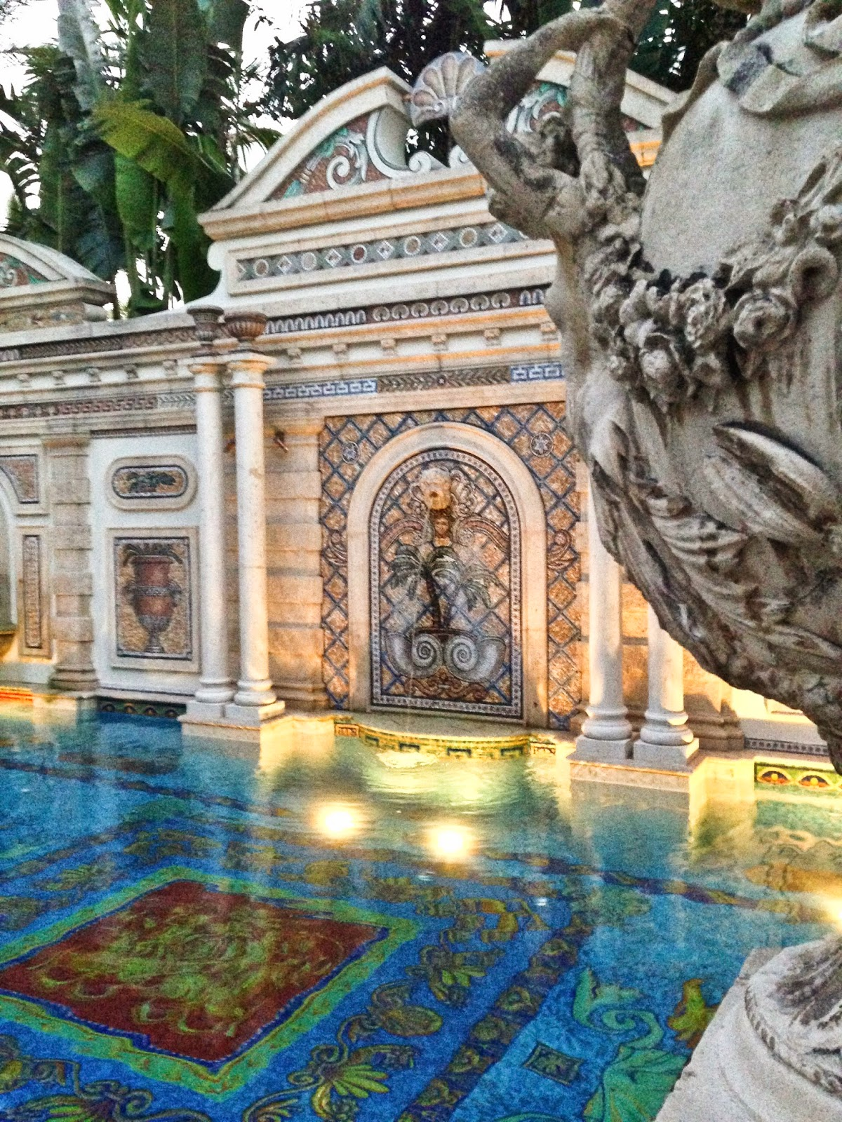Inside Versace Mansion