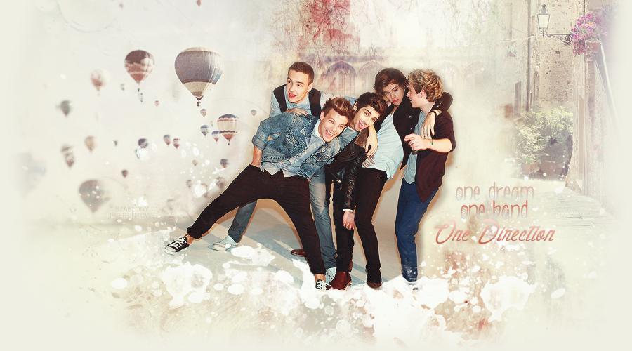 Zbiór opowiadań o One Direction.