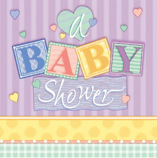 La cesta de mimbre: Baby Shower Virtual para Amanda