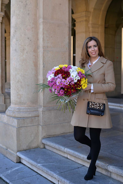 fashion flowers tous highly preppy moda outfit blogger