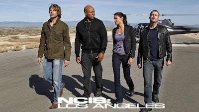 NCIS Los Angeles TV Wallpaper