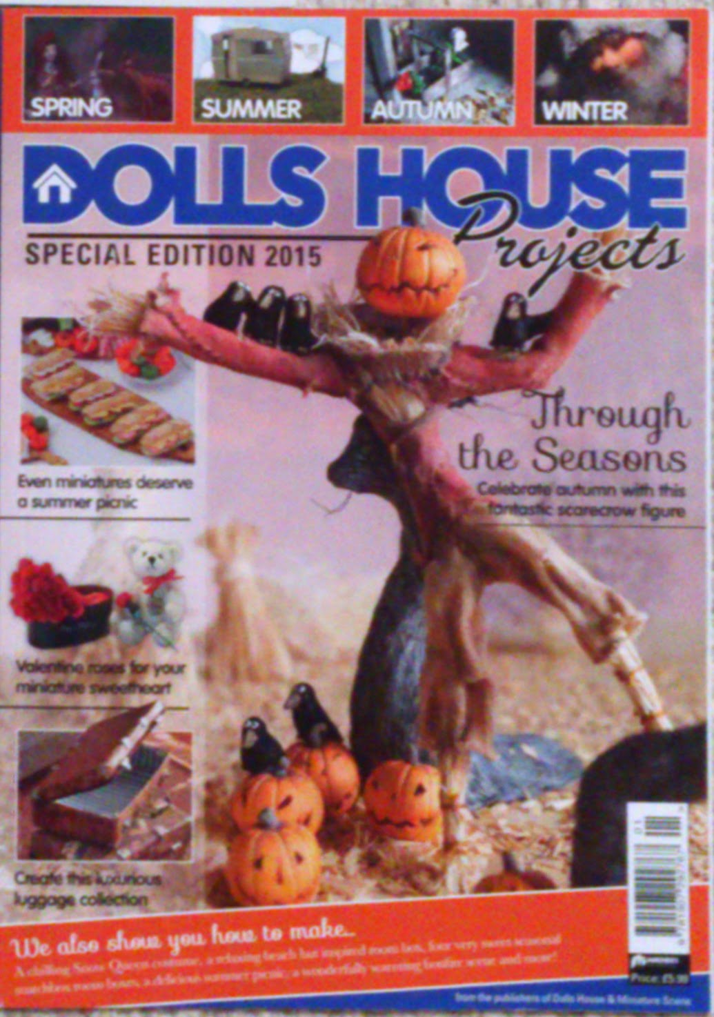 Dolls House Projects - Special Edition 2015