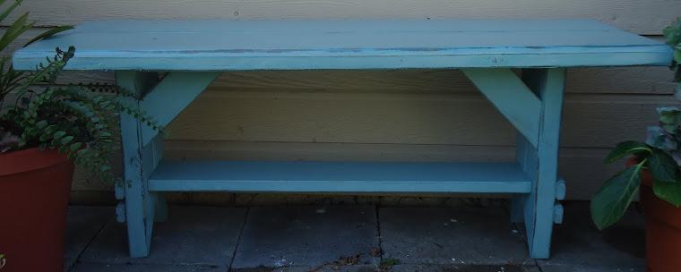 Farmhouse Bench-SOLD
