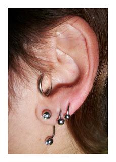 PIERCED-EAR