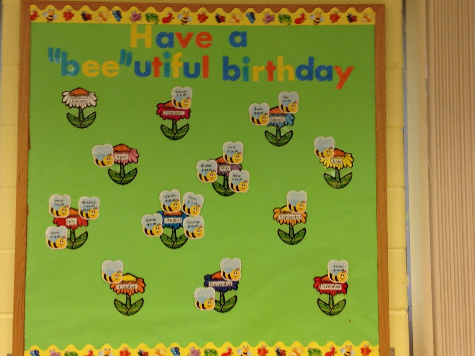 Classroom Theme Ideas Bees ~ Trinity preschool mount prospect birthday