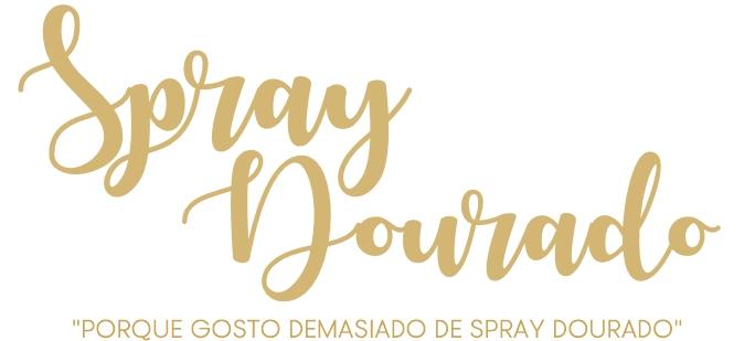Spray Dourado